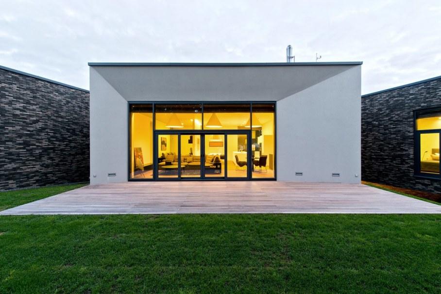 Modern House in Palanga - Living room