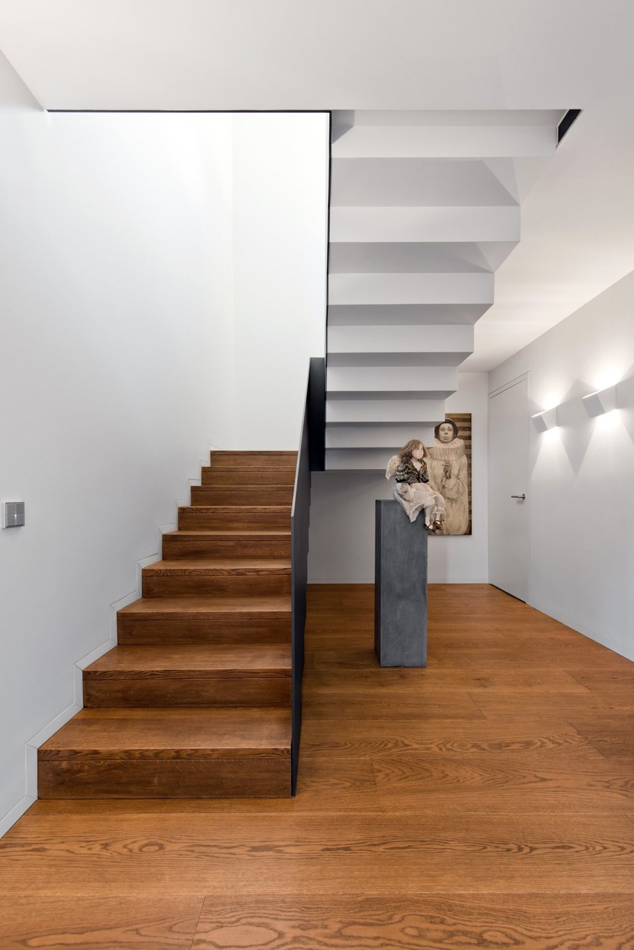 Modern House in Palanga - Staircase