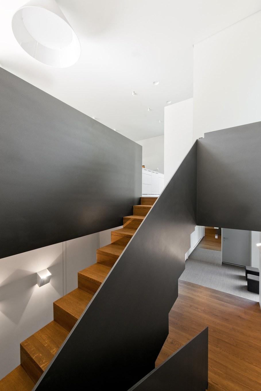 Modern House in Palanga - second floor