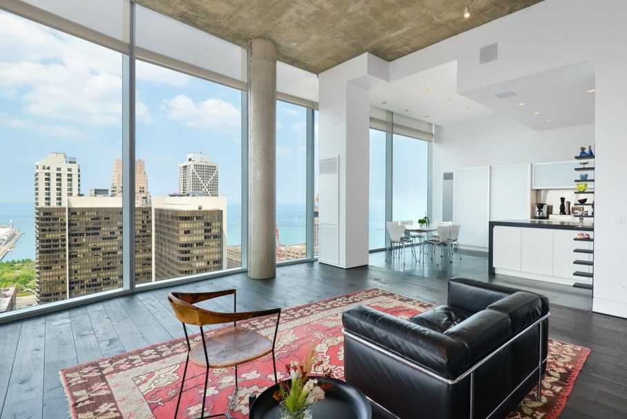 Penthouse Hi-Rise with panoramic view of Chicago - Place to relax