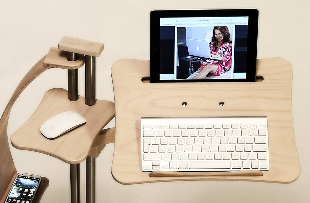 stand up laptop desk healthy and comfortable life