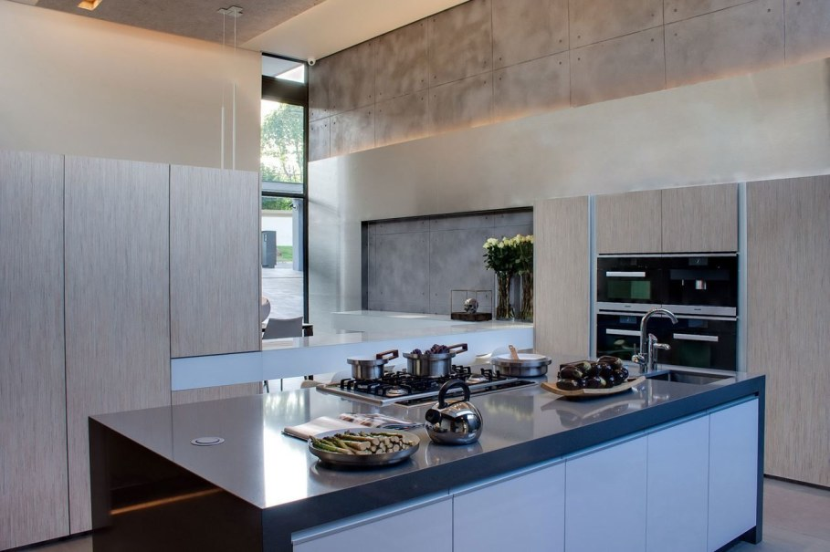 Sar - the luxurious, comfortable and functional private house - kitchen