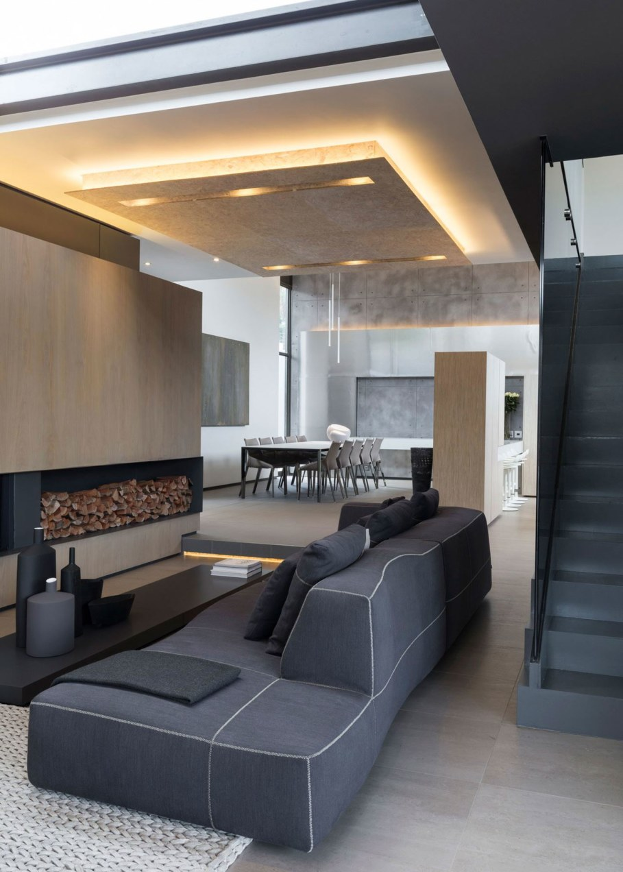Sar - the luxurious, comfortable and functional private house - living room 3