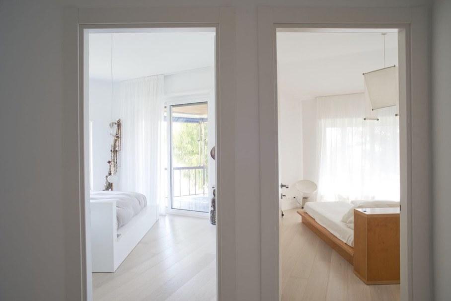 Shining apartment in Genoa - Bedrooms