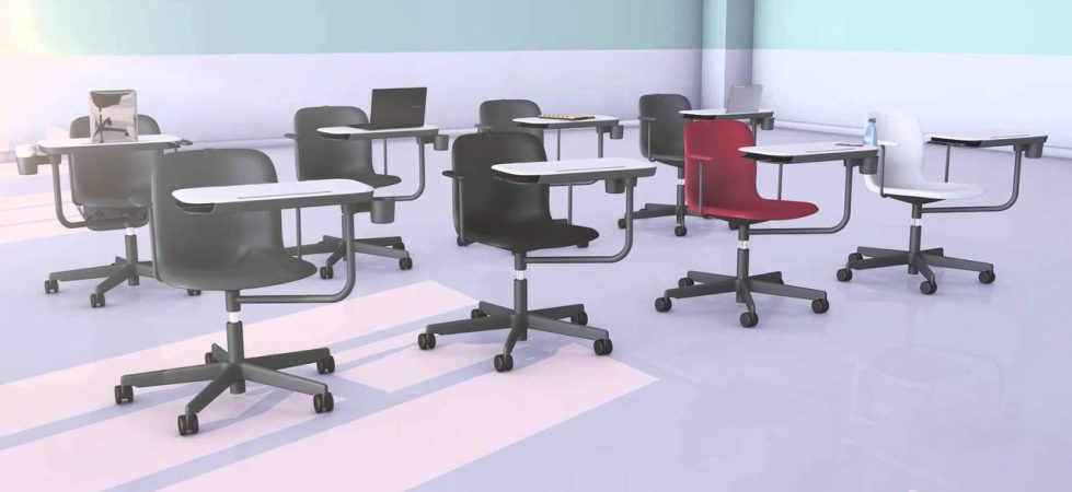 SixE Learn Chair For Joint Education