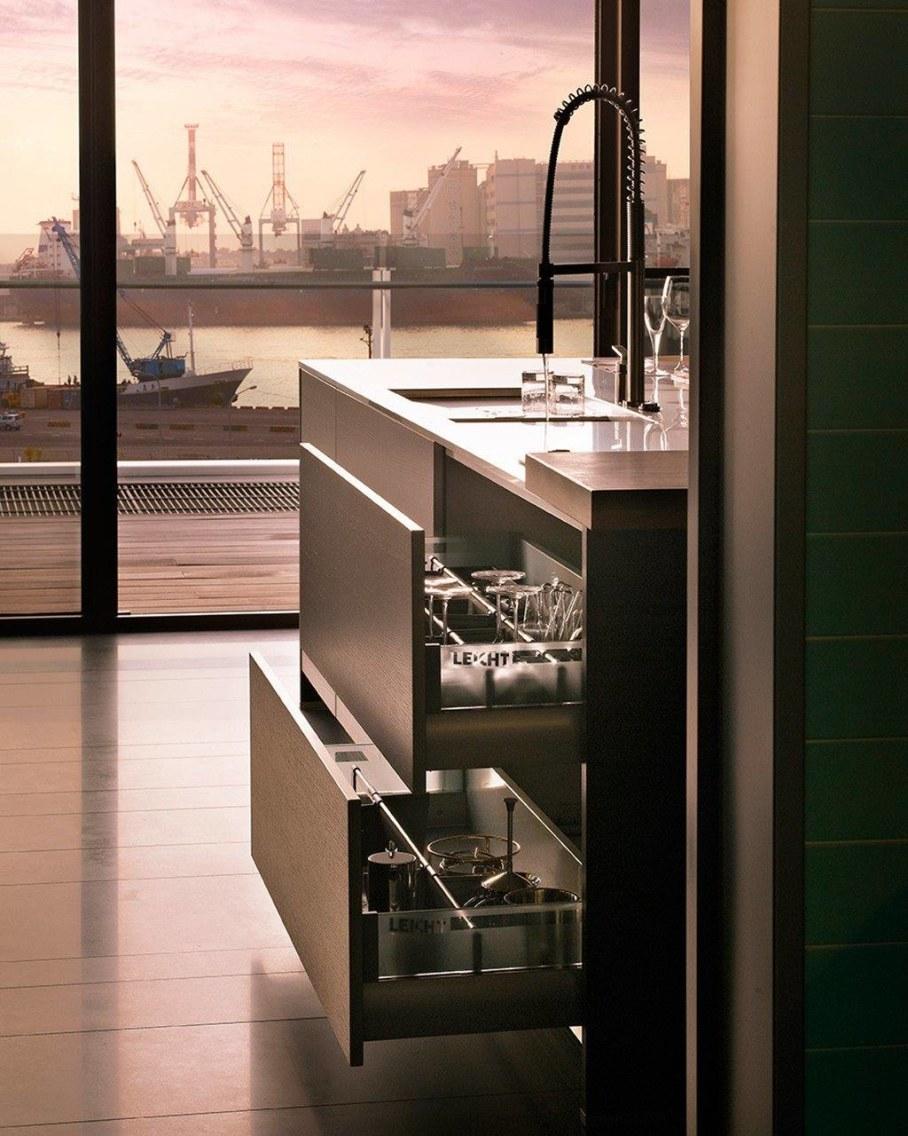 Stylish Kitchen Design From Leicht 10