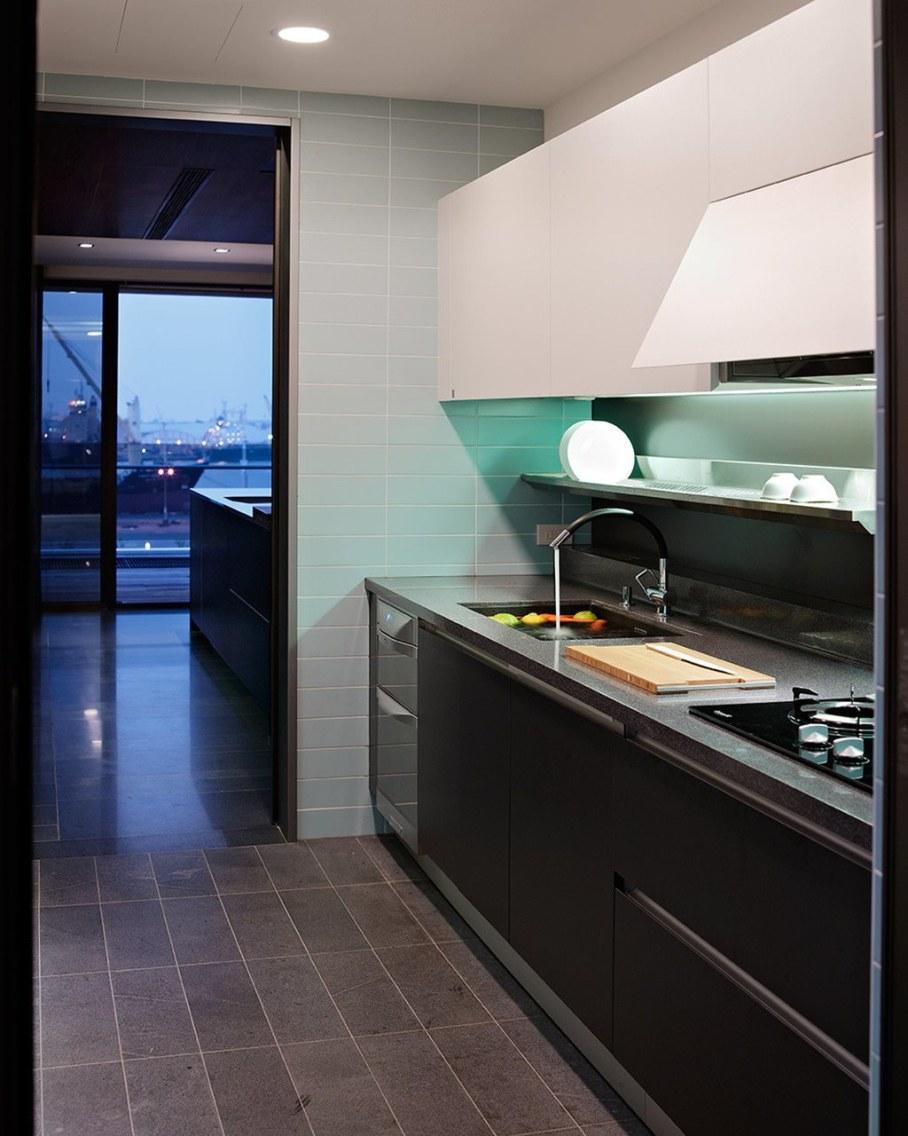 Stylish Kitchen Design From Leicht 12
