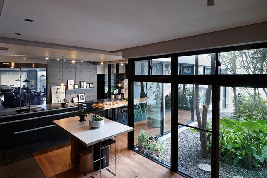 Stylish Kitchen Design From Leicht 14