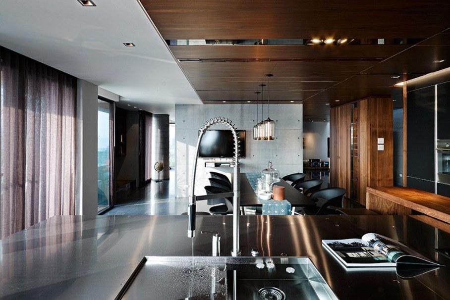 Stylish Kitchen Design From Leicht 4