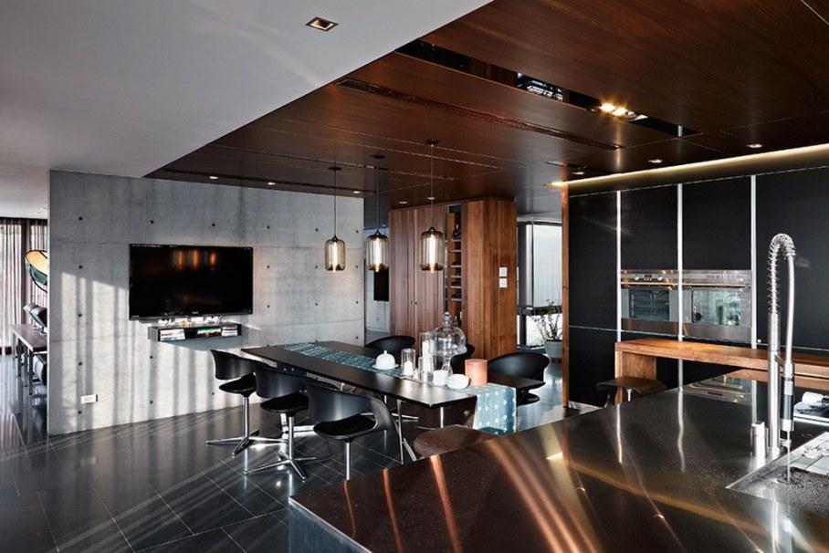 Stylish Kitchen Design From Leicht 5