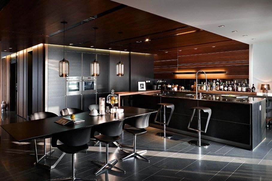 Stylish Kitchen Design From Leicht 7