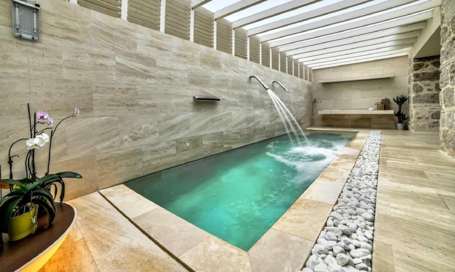 Stylish loft in Spain - Bathroom