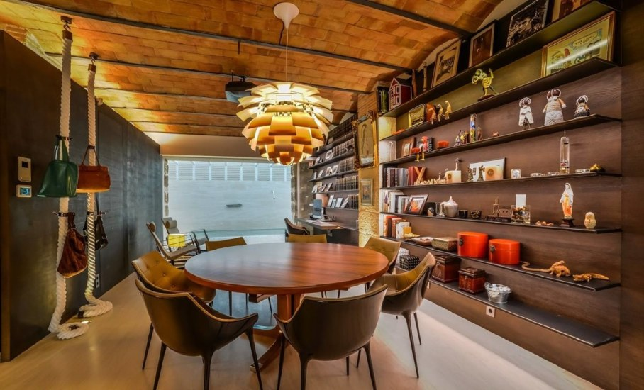 Stylish loft in Spain - Workplace