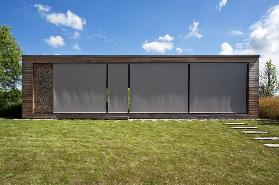 The House For The Villatic Rest From Toth Project Architect - Exterior 3