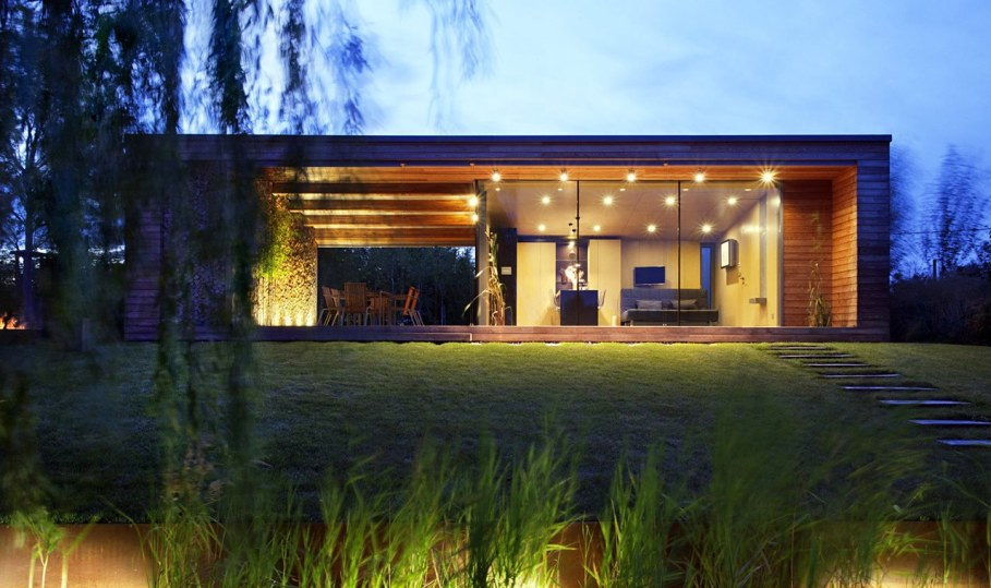 The House For The Villatic Rest From Toth Project Architect - Exterior