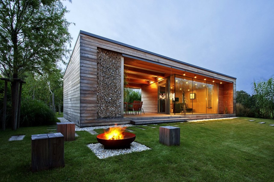 The House For The Villatic Rest From Toth Project Architect - Facade