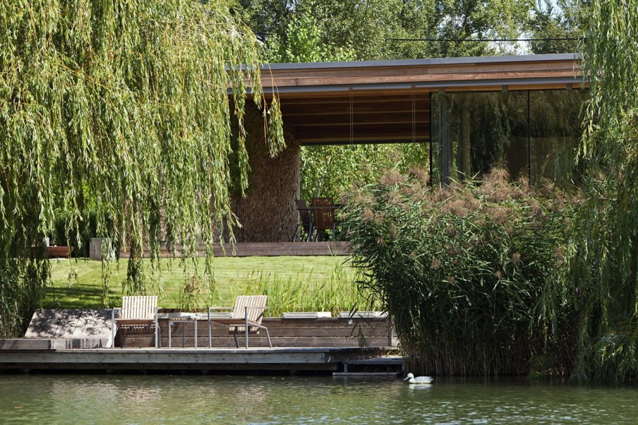 The House For The Villatic Rest From Toth Project Architect - Place to relax