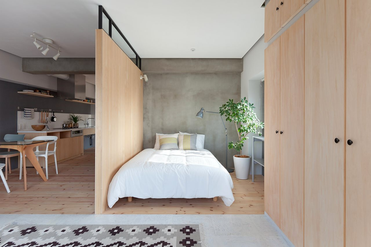photo gallery the apartment renovation from a sinato studio in