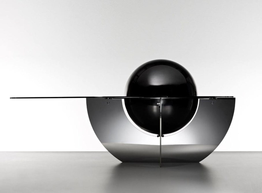 The cosmic design of the Boullee coffee table 2