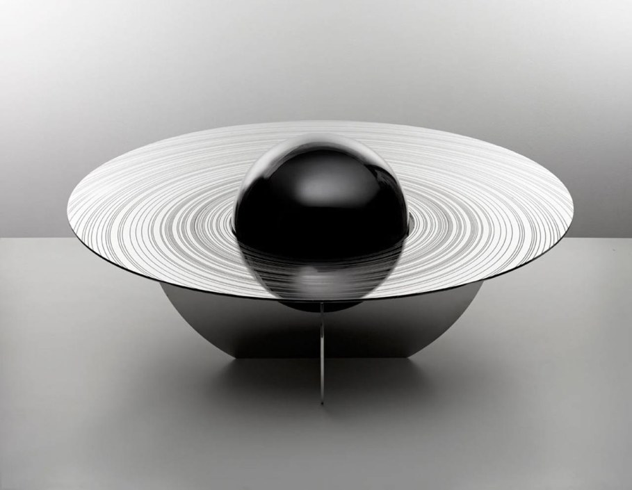 The cosmic design of the Boullee coffee table 3