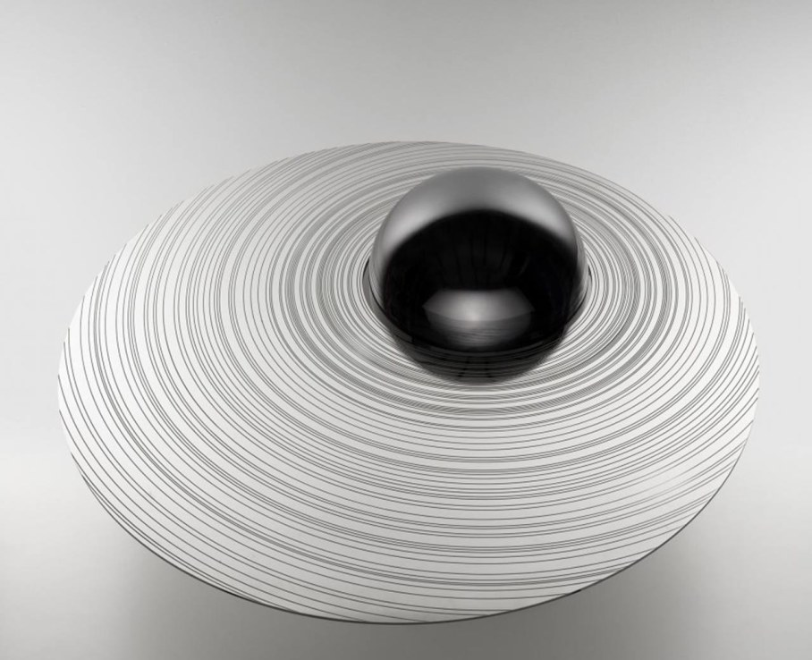 The cosmic design of the Boullee coffee table 4