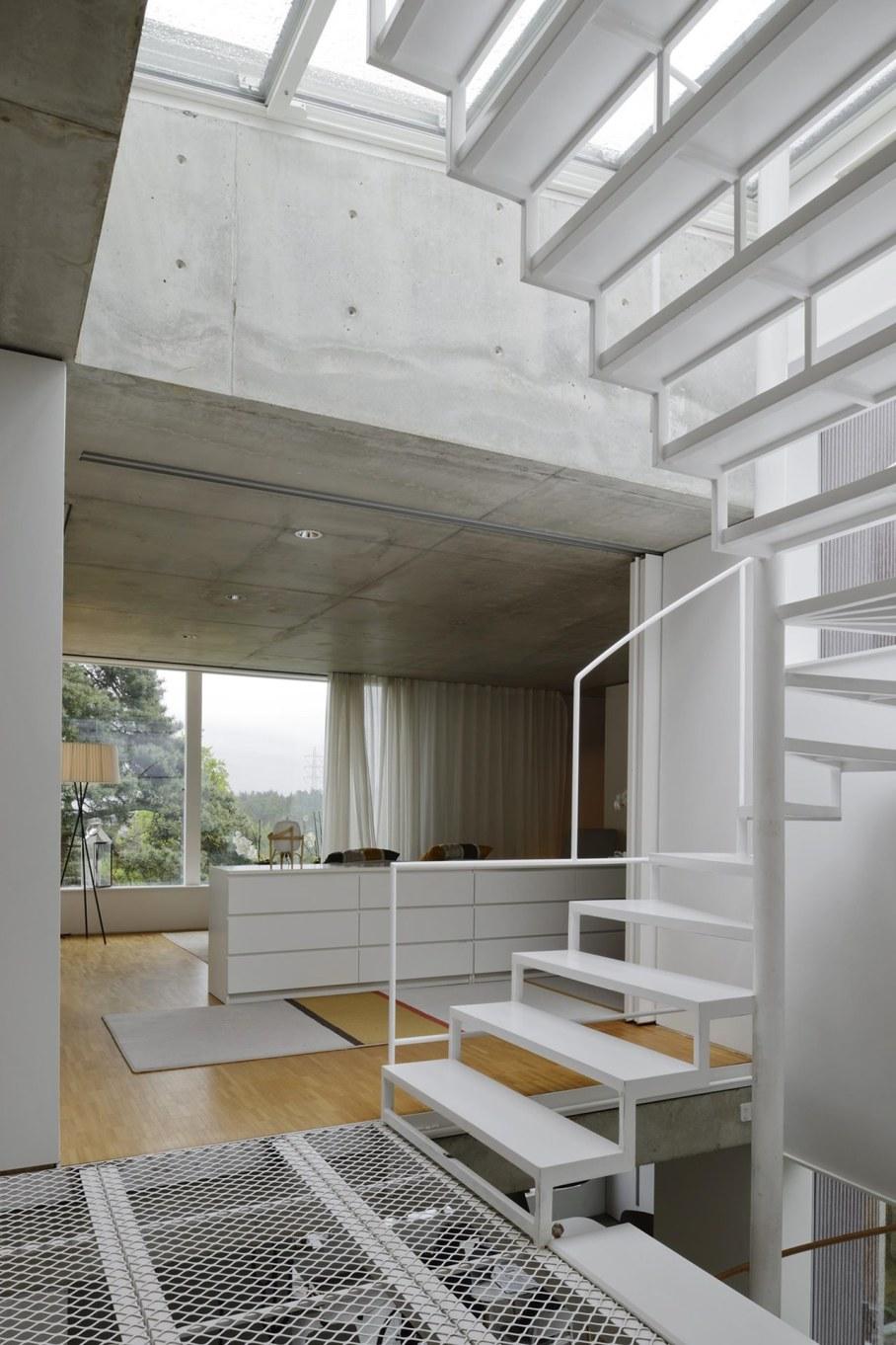 The villa Altona in ambience of untouched nature - Design ideas