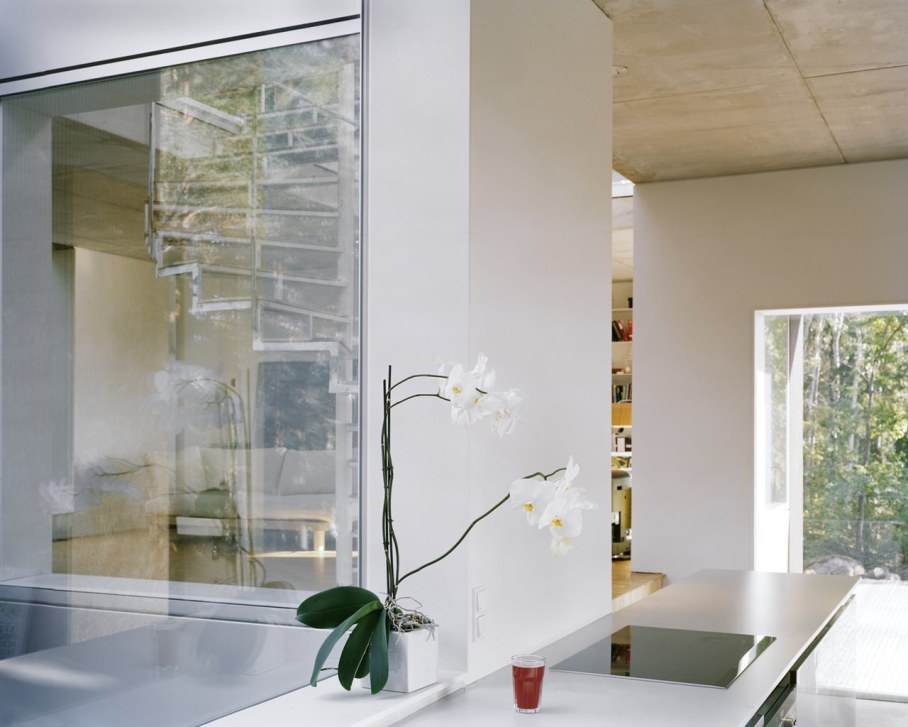 The villa Altona in ambience of untouched nature - Kitchen