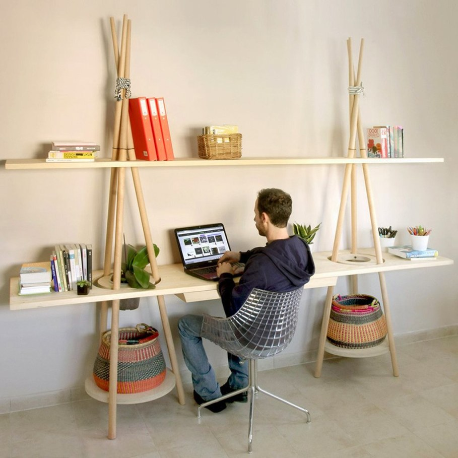 Tipi The Cross Functional Modular Shelf 2