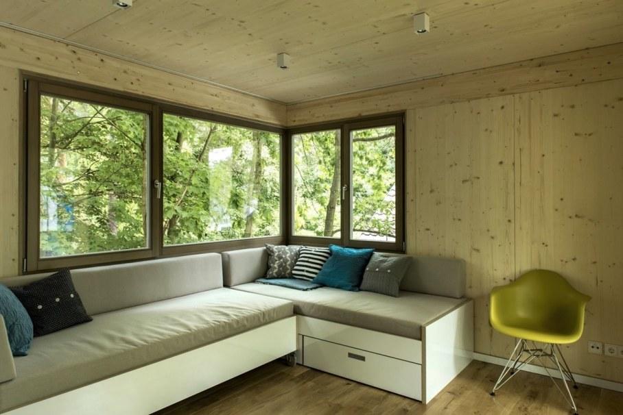 Urban Treehouse by Baumraum - furniture