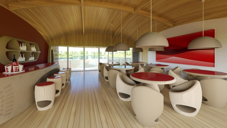 WaterNest 100 - Floating House by Giancarlo Zema 6