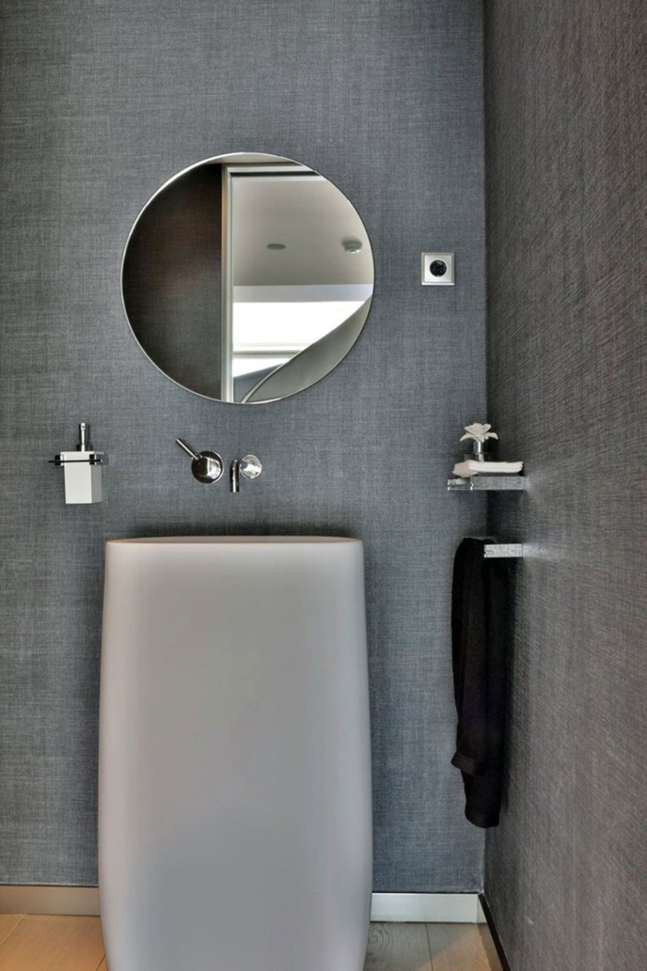 A modern villa in Spain - bathroom 1