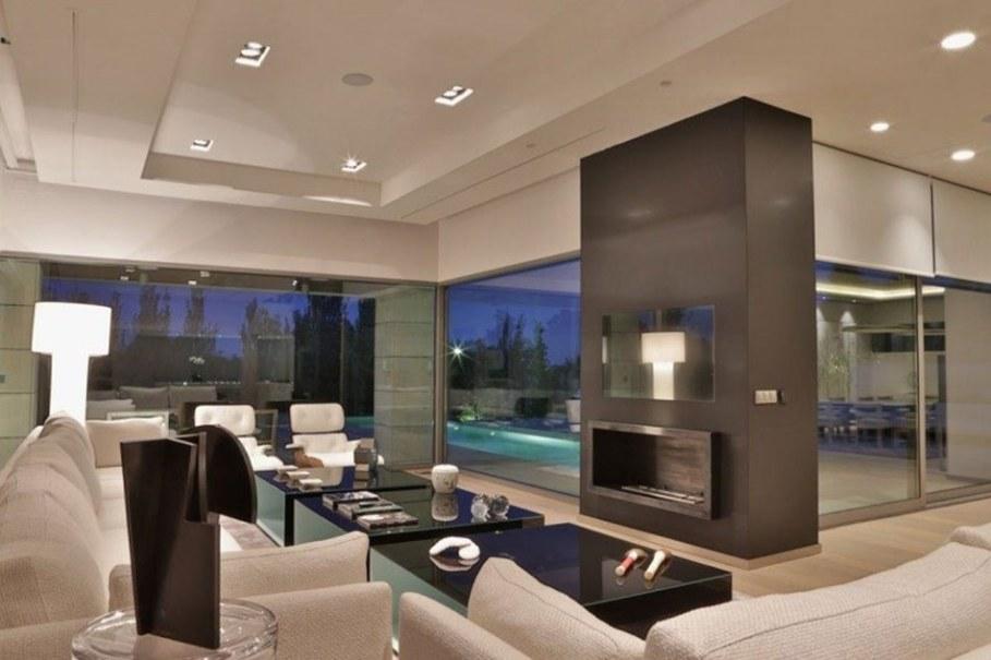 A modern villa in Spain - living room 3