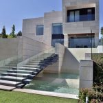 Private house: a modern villa in Spain