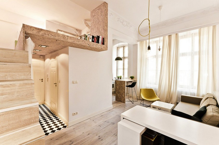 Apartment Of 29 sq. Meters In Poland 1