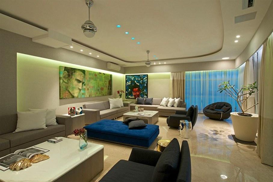 Apartments from zz architects studio mumbai for Interior designs for small flats in mumbai