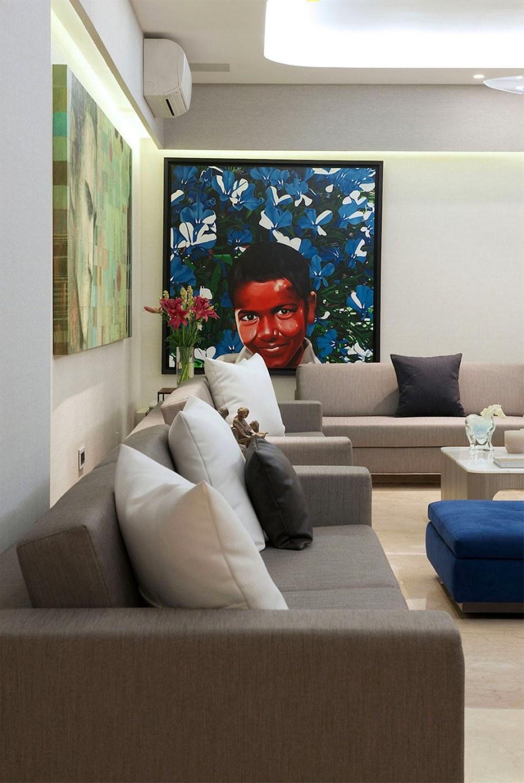 Apartments From ZZ Architects Studio, Mumbai 2