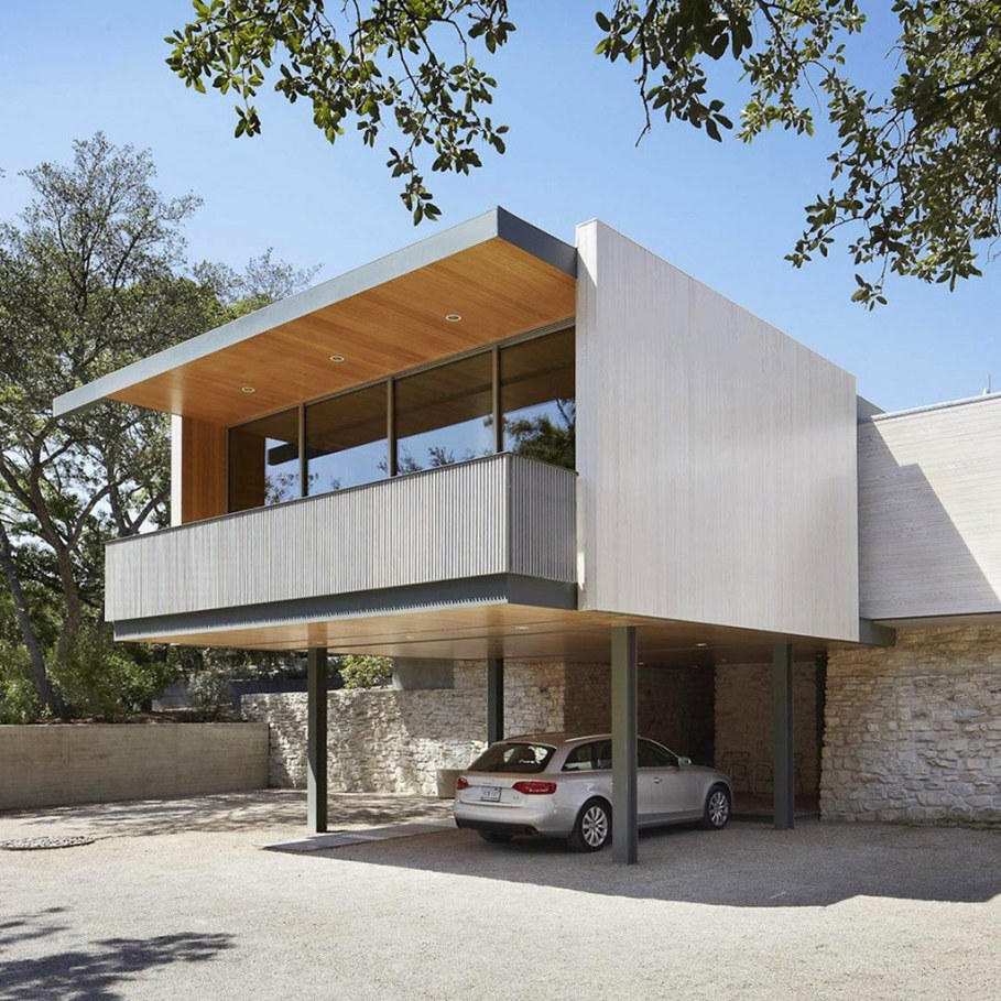 Balcones House From Pollen Architecture & Design Studio 1