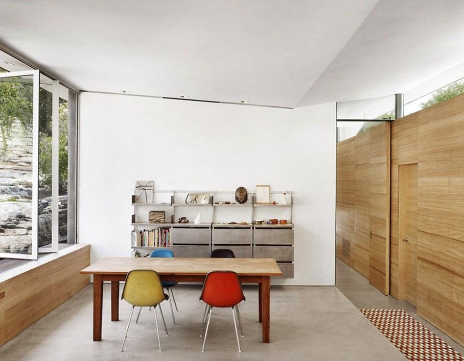 Balcones House From Pollen Architecture & Design Studio 10
