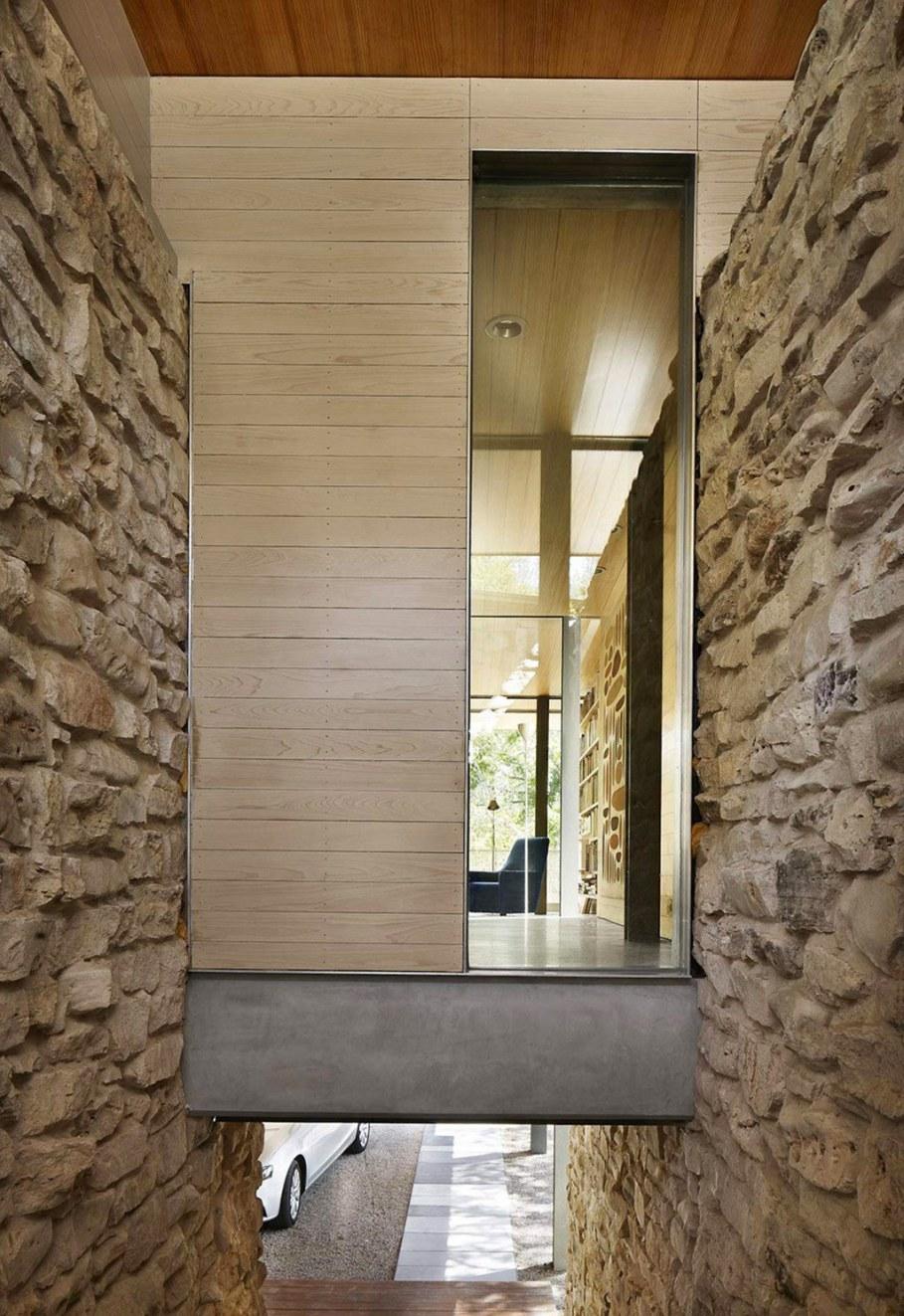 Balcones House From Pollen Architecture & Design Studio 3
