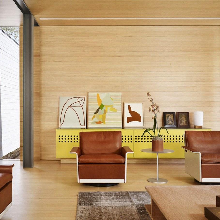 Balcones House From Pollen Architecture & Design Studio 5