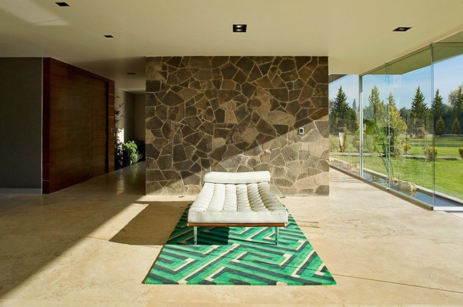 Bitar Arquitectos Studio The House of Glass And Concrete In Mexico 7
