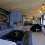 Canelle Chalet On The Stiff Slope In Alps