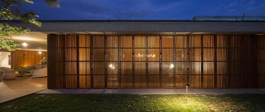 Casa MM house by architects from Studio MK27 in Brazil 16