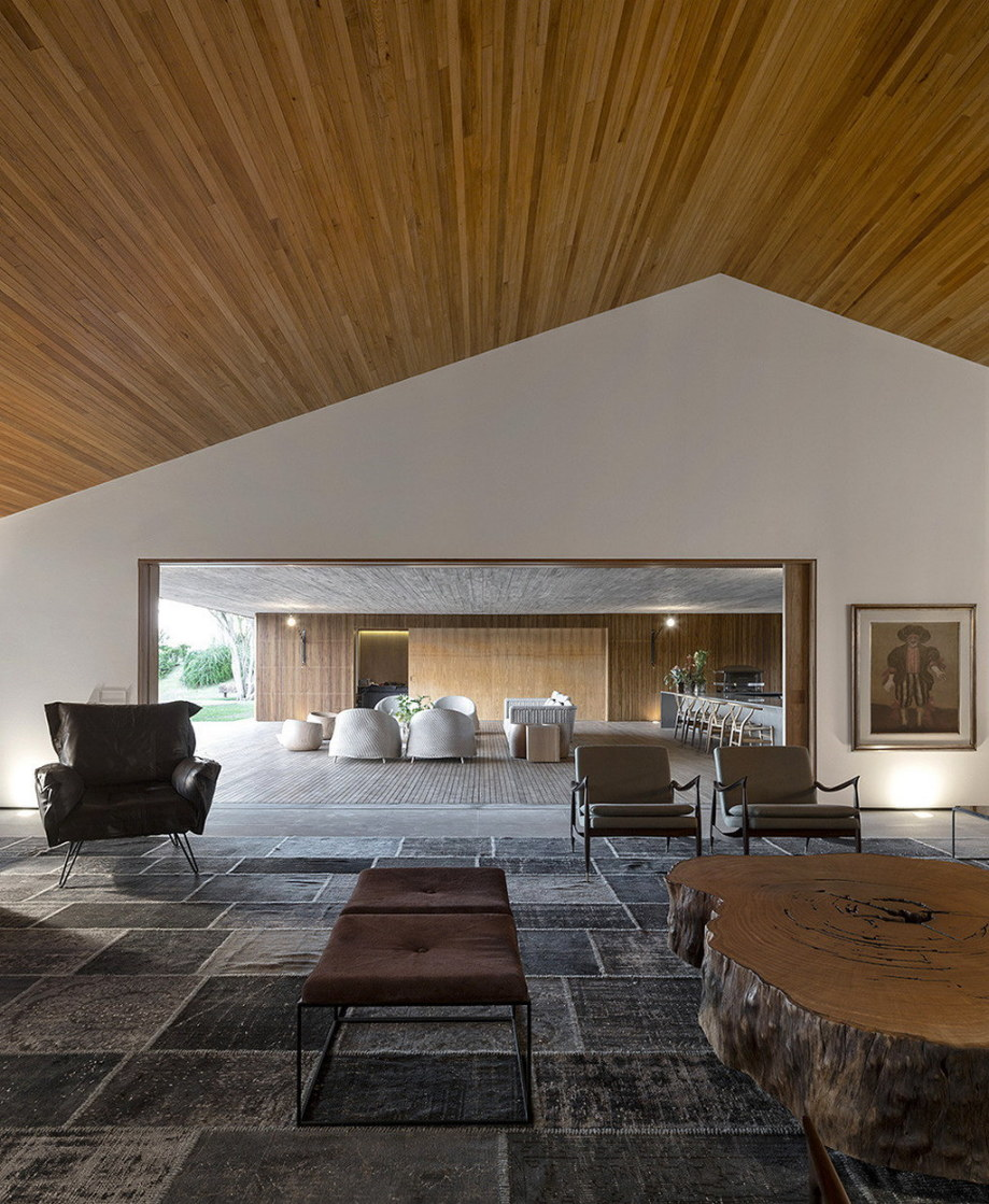 Casa MM house by architects from Studio MK27 in Brazil 20