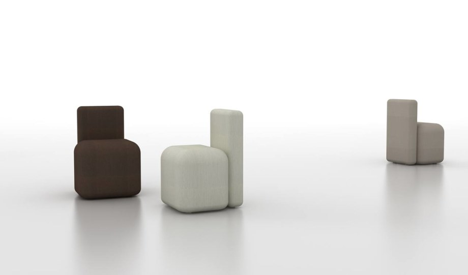 Colorful and bright Season chairs from the designer Piero Lissoni for the brand Viccarbe 5