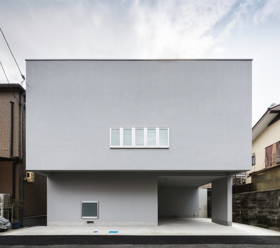 Compact house in Japan 18