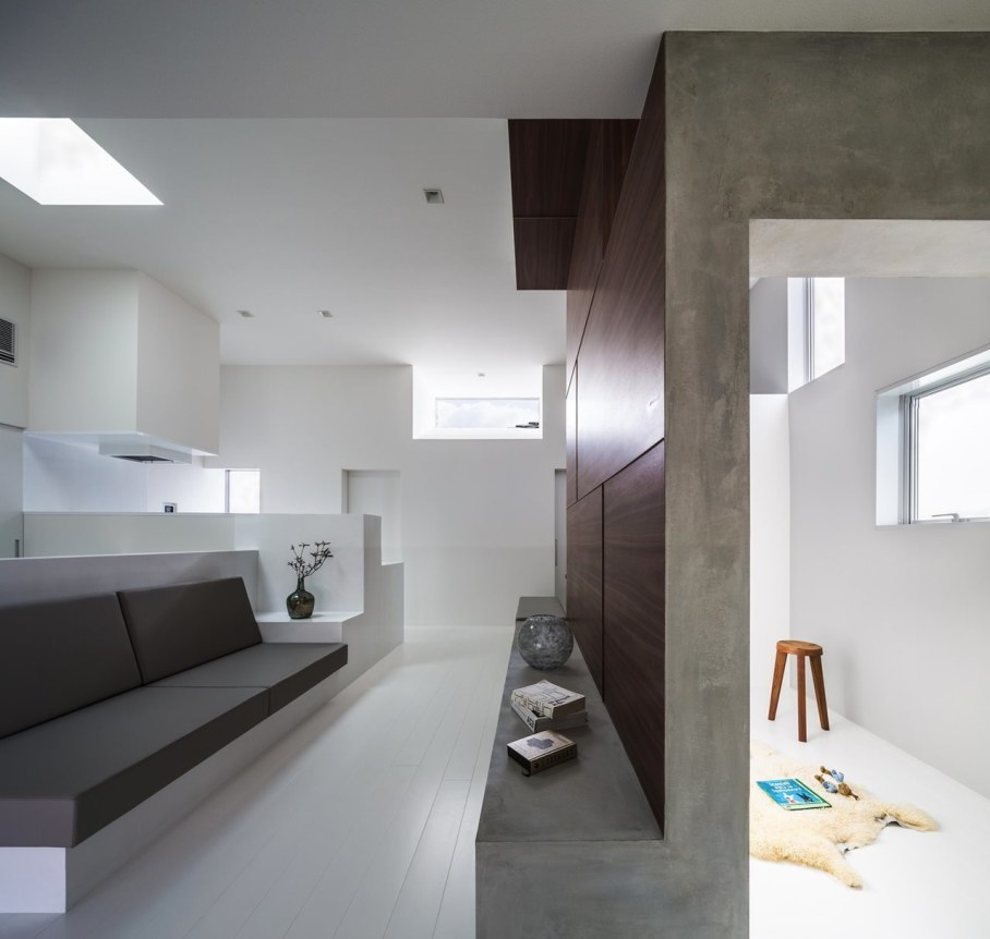 Compact house in Japan 2