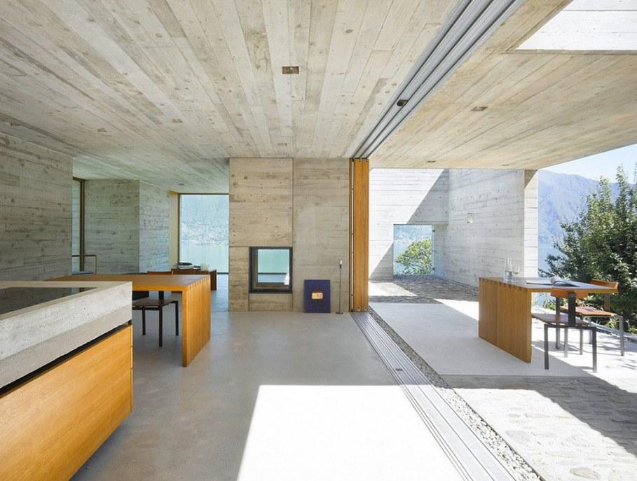 Concrete-Made House From Wespi de Meuron 3