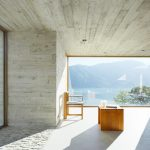 Concrete-Made House From Wespi de Meuron