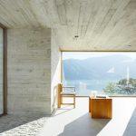 Concrete-Made House From Wespi de Meuron